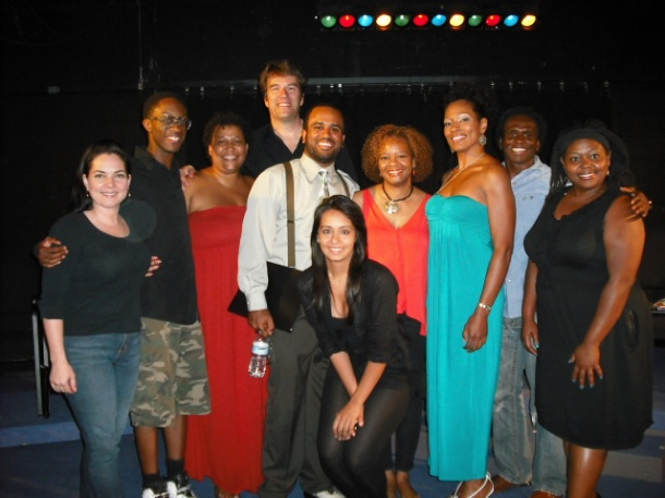 candi and the cast of desire's kiss