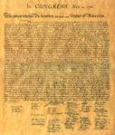 usa's declaration of independence